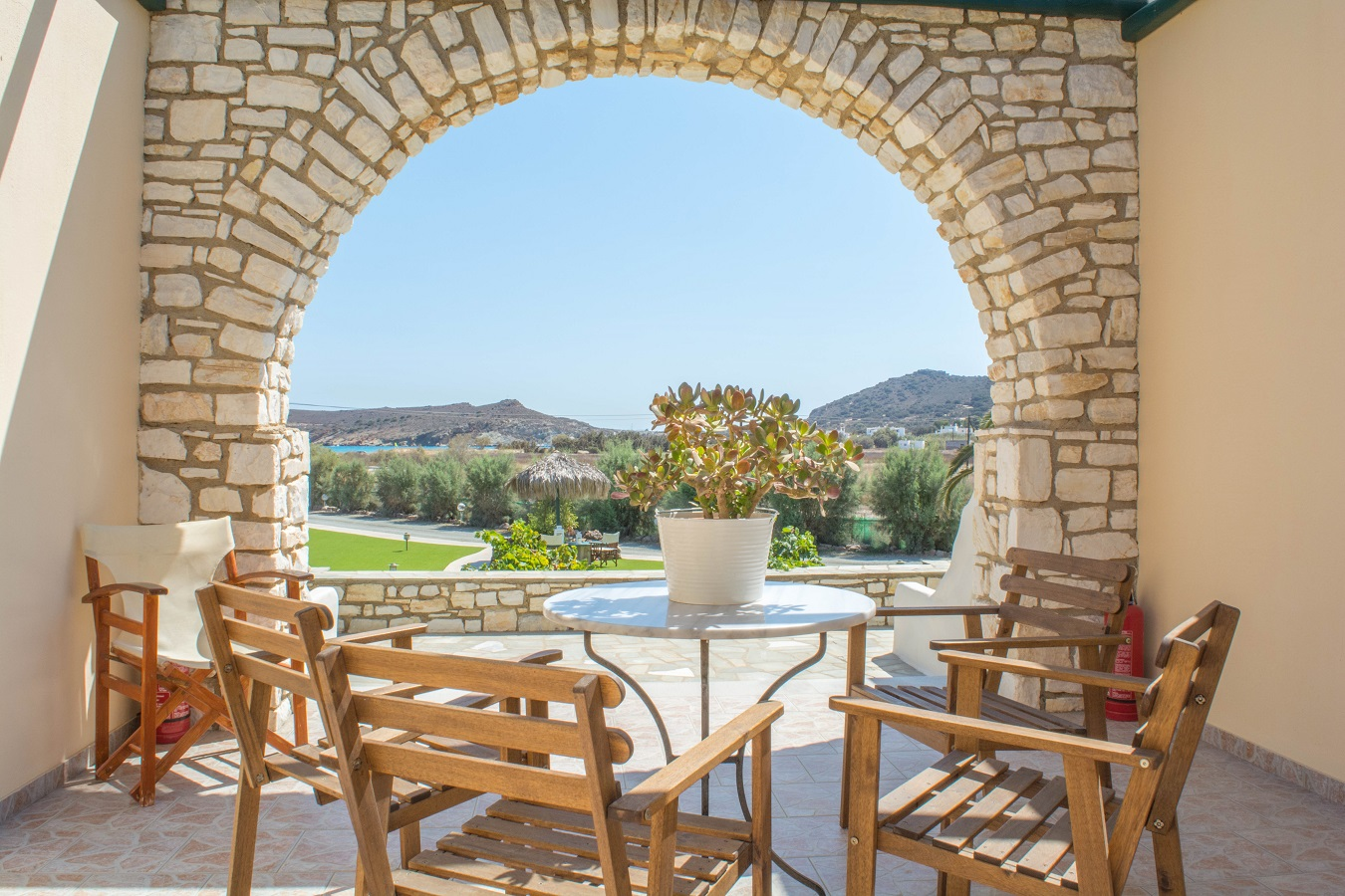 paros accommodation