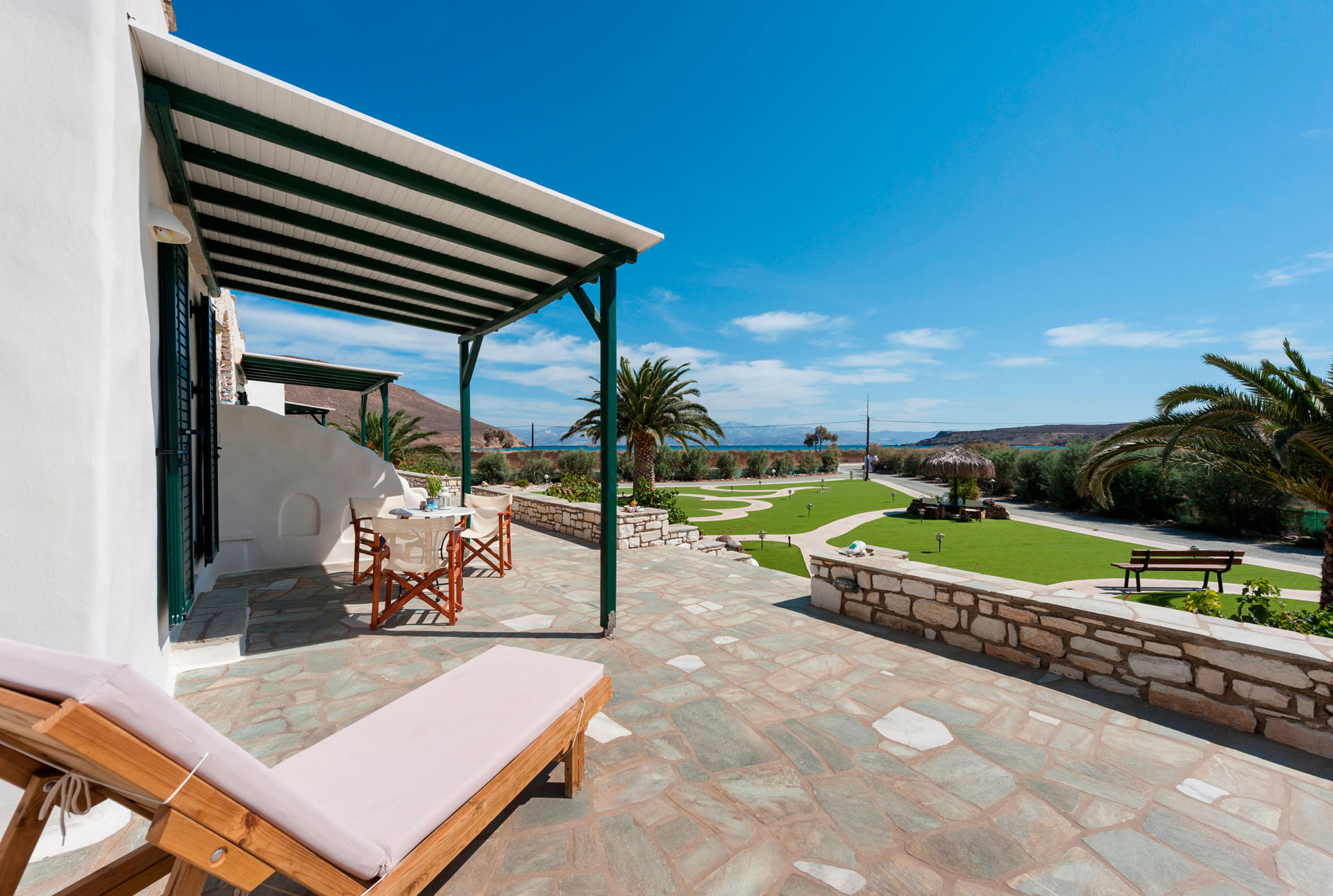 paros greece hotels