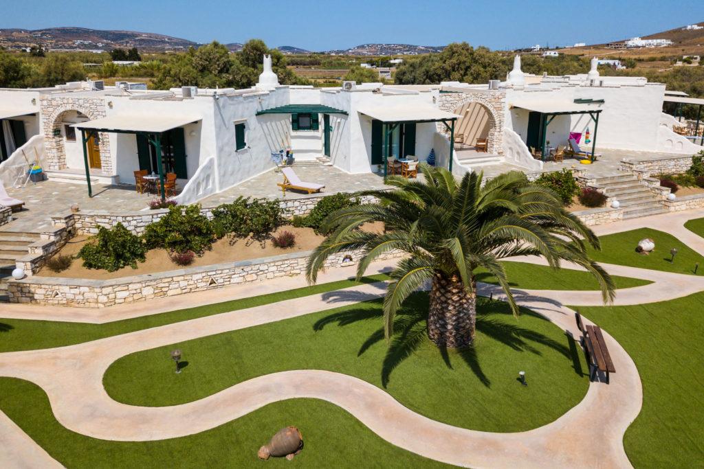 paros greece hotels