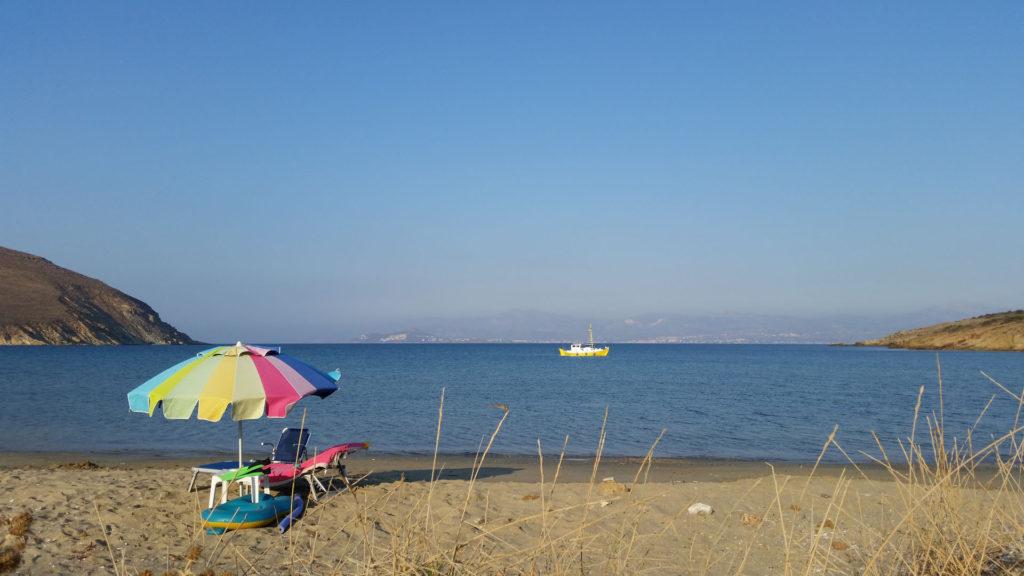 Molos Beach Paros